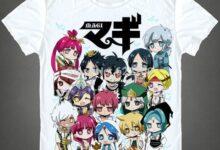 anime shirts